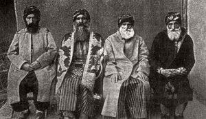 أسياد ديرسم مع السيد رضا 1890