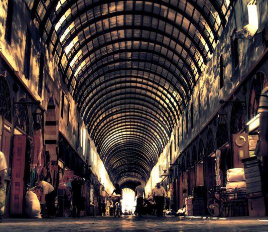 دمشق القديمة - الصورة من dcc-sy.com