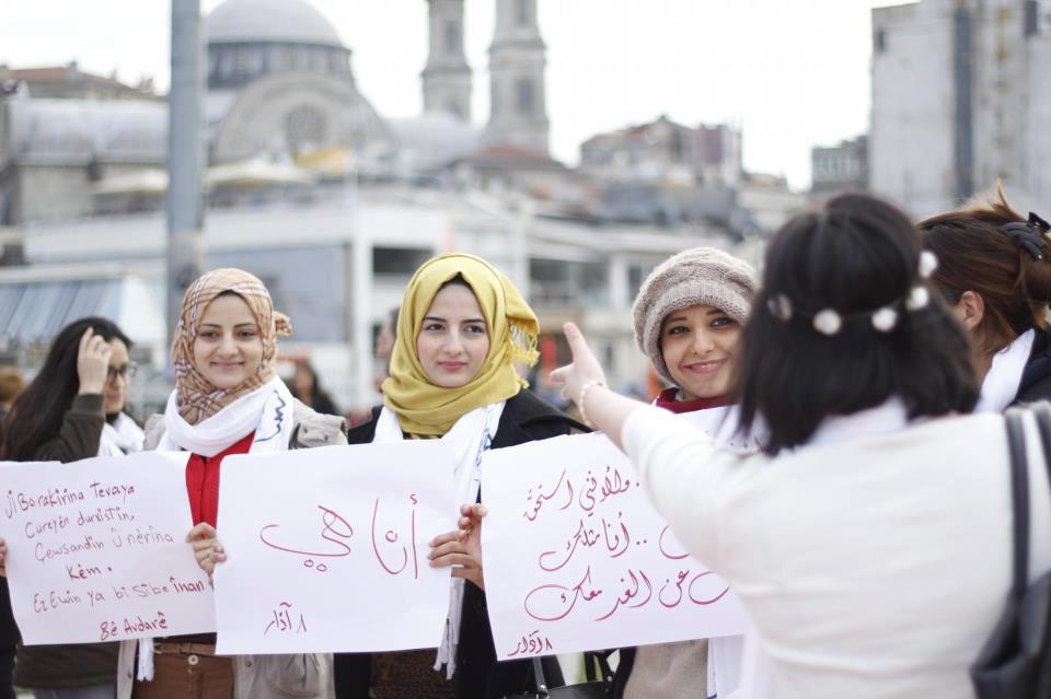 1b4cb21a48711 المنظمات النسائية الكرديّة وتحديات المجتمع المدني في سوريا