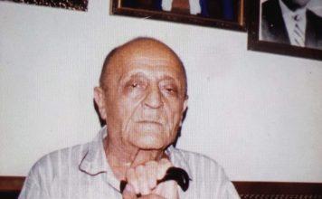 صورة العم أوسمان صبري - نهاية الستينات